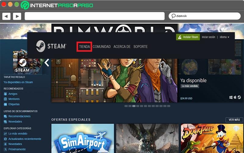 Come scaricare e installare i giochi su Steam per averli tutti? Guida passo passo 4