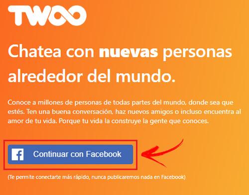 Come accedere a Twoo in spagnolo facilmente e rapidamente? Guida passo passo 6