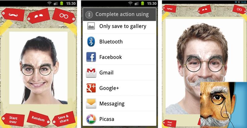 Quali sono le migliori applicazioni per cambiare volto su Android e iOS? Elenco 2019 8