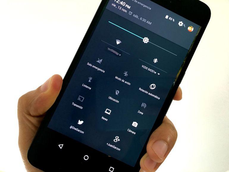 È buono per l'aggiornamento a Android 6.0 Marshmallow? 1