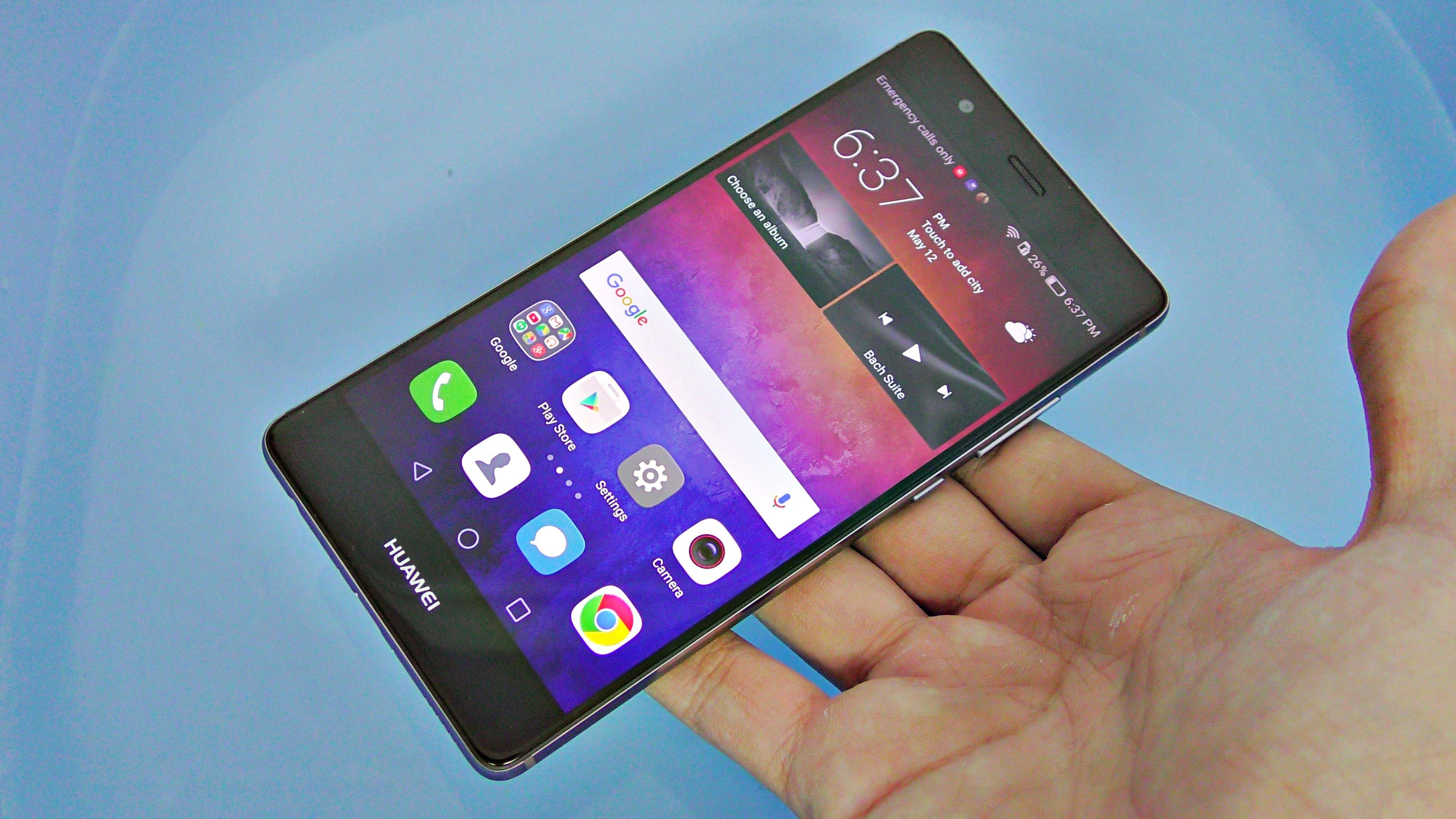 Huawei P9 Lite è sommergibile? 1