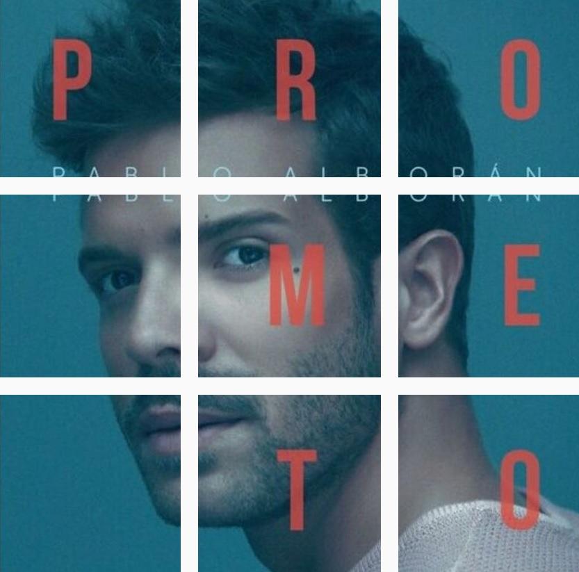 Ascolta Prometo di Pablo Alborán online 1