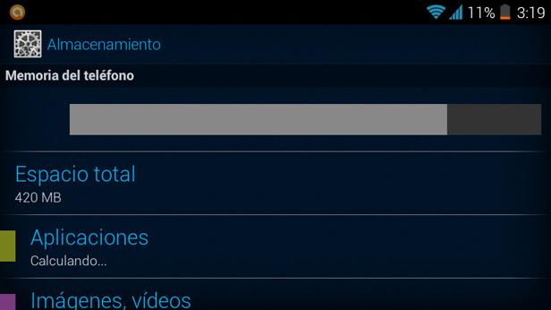 Come sapere cosa occupa così tanto spazio su Android 1