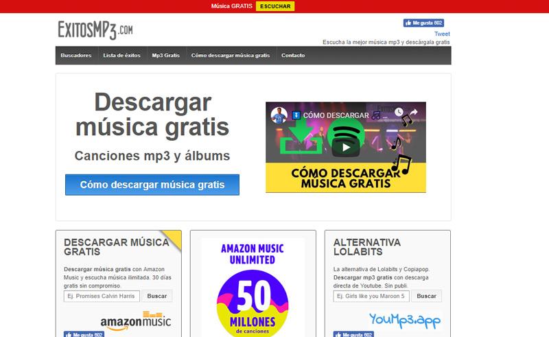 Quali sono i migliori siti Web per scaricare musica MP3 direttamente e gratuitamente? Elenco 2019 6