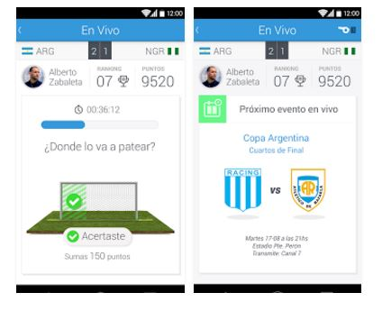 Scarica Soccer for Everyone per Tablet. Guarda il calcio dal tuo dispositivo mobile 2