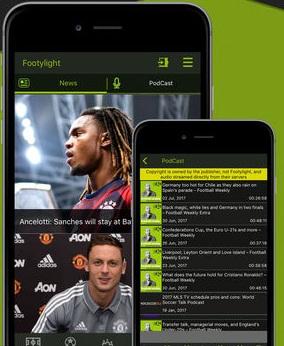 Quali sono le migliori applicazioni per guardare il calcio su Android gratuitamente e senza tagli? Elenco 2019 18