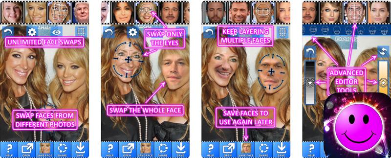 Quali sono le migliori applicazioni per cambiare volto su Android e iOS? Elenco 2019 12