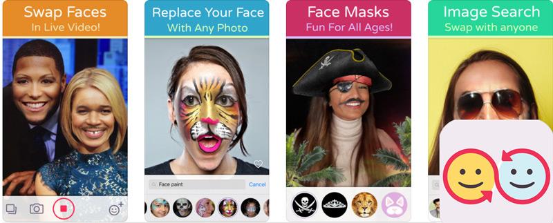 Quali sono le migliori applicazioni per cambiare volto su Android e iOS? Elenco 2019 15