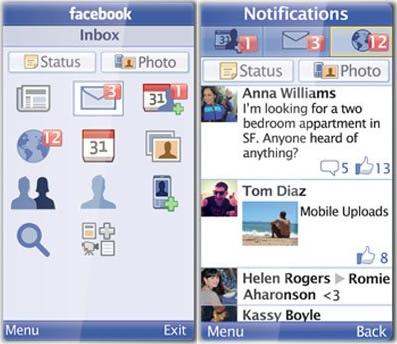 Scarica Facebook Java nell'ultima versione 2