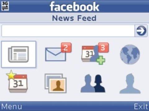 Scarica Facebook Java nell'ultima versione 1