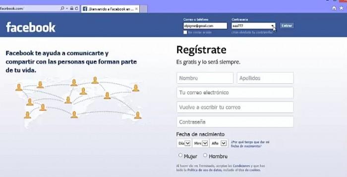 Quante password ha davvero il mio account Facebook? 1