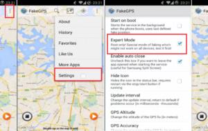 Cerca i tuoi Pokémon con GPS falso e Fly GPS per Pokémon Go senza uscire di casa 1