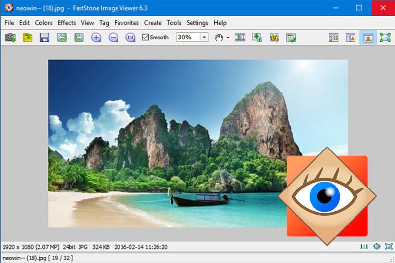 Quali sono i migliori programmi e applicazioni per visualizzare le foto su Windows? Elenco 2019 3