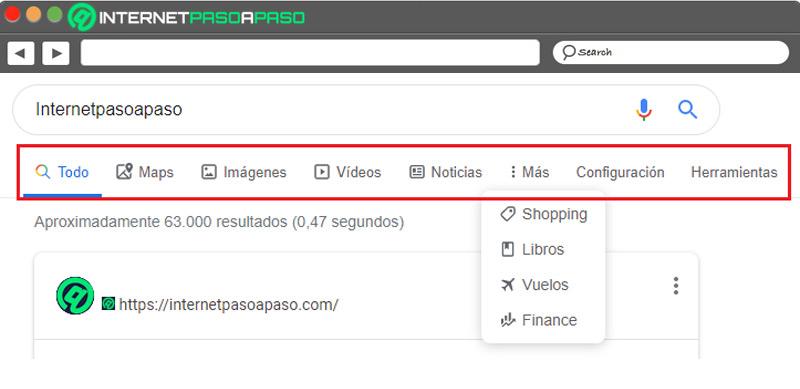 Come configurare il motore di ricerca di Google per eseguire ricerche più precise? Guida passo passo 1