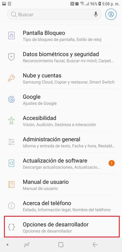 Come attivare le opzioni dello sviluppatore sul tuo dispositivo Android e quali sono le migliori? Guida passo passo 2019 4