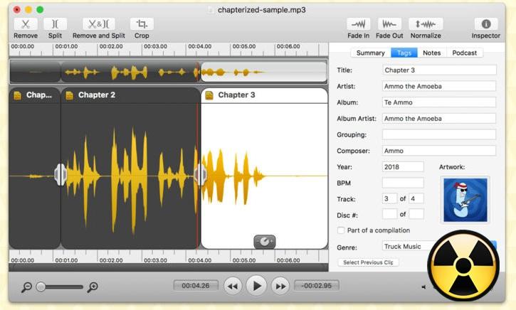 Quali sono i migliori programmi per registrare audio o suoni su computer Windows o Mac? Elenco 2019 11