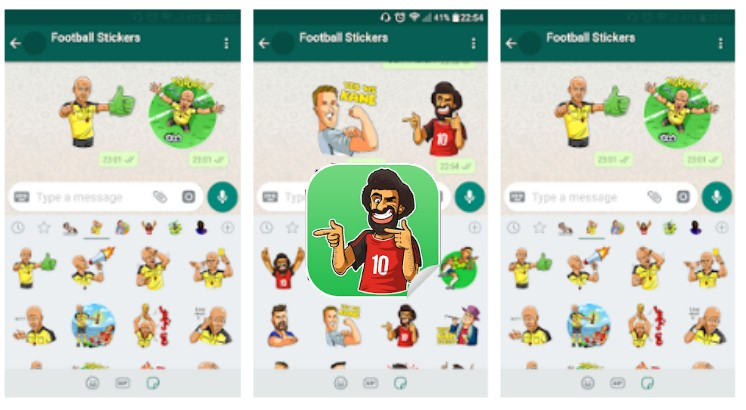 Quali sono i migliori pacchetti di adesivi per WhatsApp Messenger da scaricare gratuitamente su Android? Elenco 2019 19