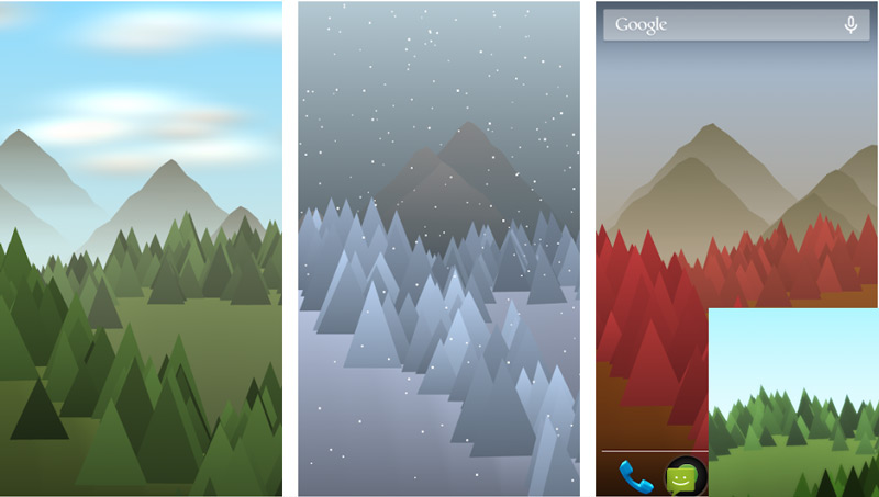 Quali sono le migliori applicazioni per utilizzare sfondi animati sul tuo dispositivo mobile Android e iOS? Elenco 2019 2