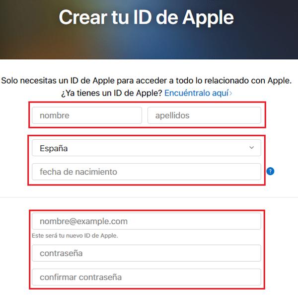 Come creare un account iTunes gratuito? Guida passo passo 5