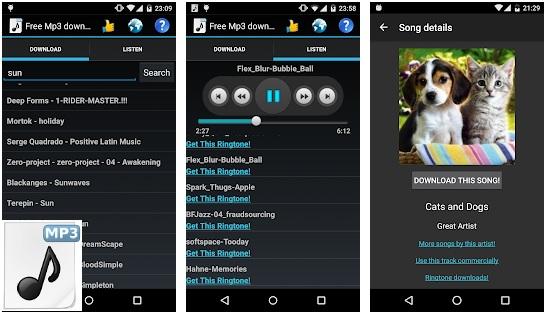 Come scaricare musica gratis per il tuo cellulare e tablet Android legalmente e senza virus? Guida passo passo 6
