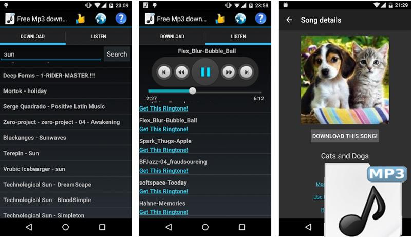 Quali sono le migliori applicazioni per scaricare musica MP3 gratuita su telefoni Android? Elenco 2019 7