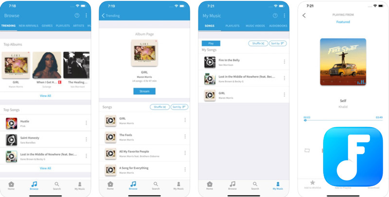 Come scaricare musica MP3 gratis senza registrazione e senza rischio di virus? Elenco 2019 11