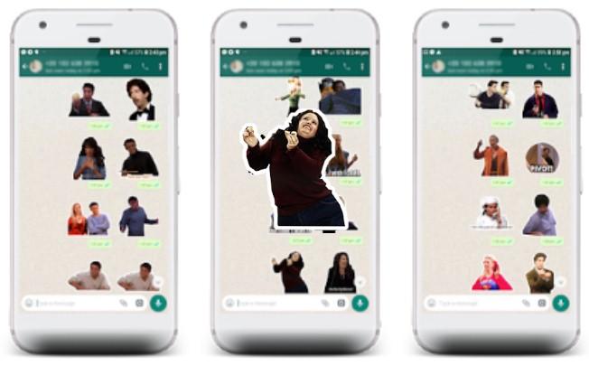Quali sono i migliori pacchetti di adesivi per WhatsApp Messenger da scaricare gratuitamente su Android? Elenco 2019 10