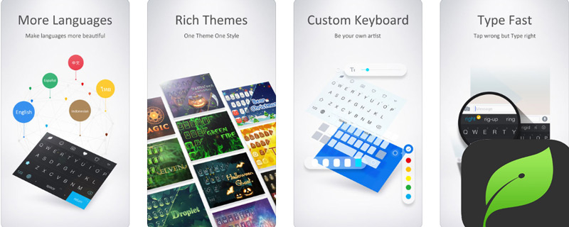 Quali sono le migliori app per tastiera per iPhone e iPad gratuitamente ea pagamento? Elenco 2019 28