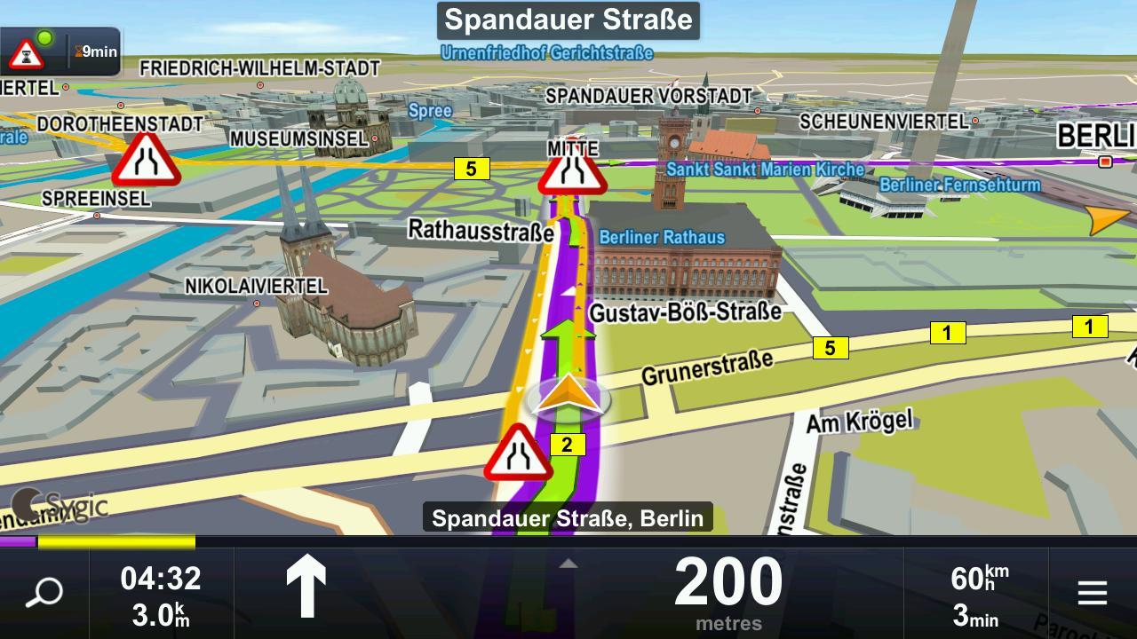 Scarica Sygic: Navigazione GPS per Android gratuito 1
