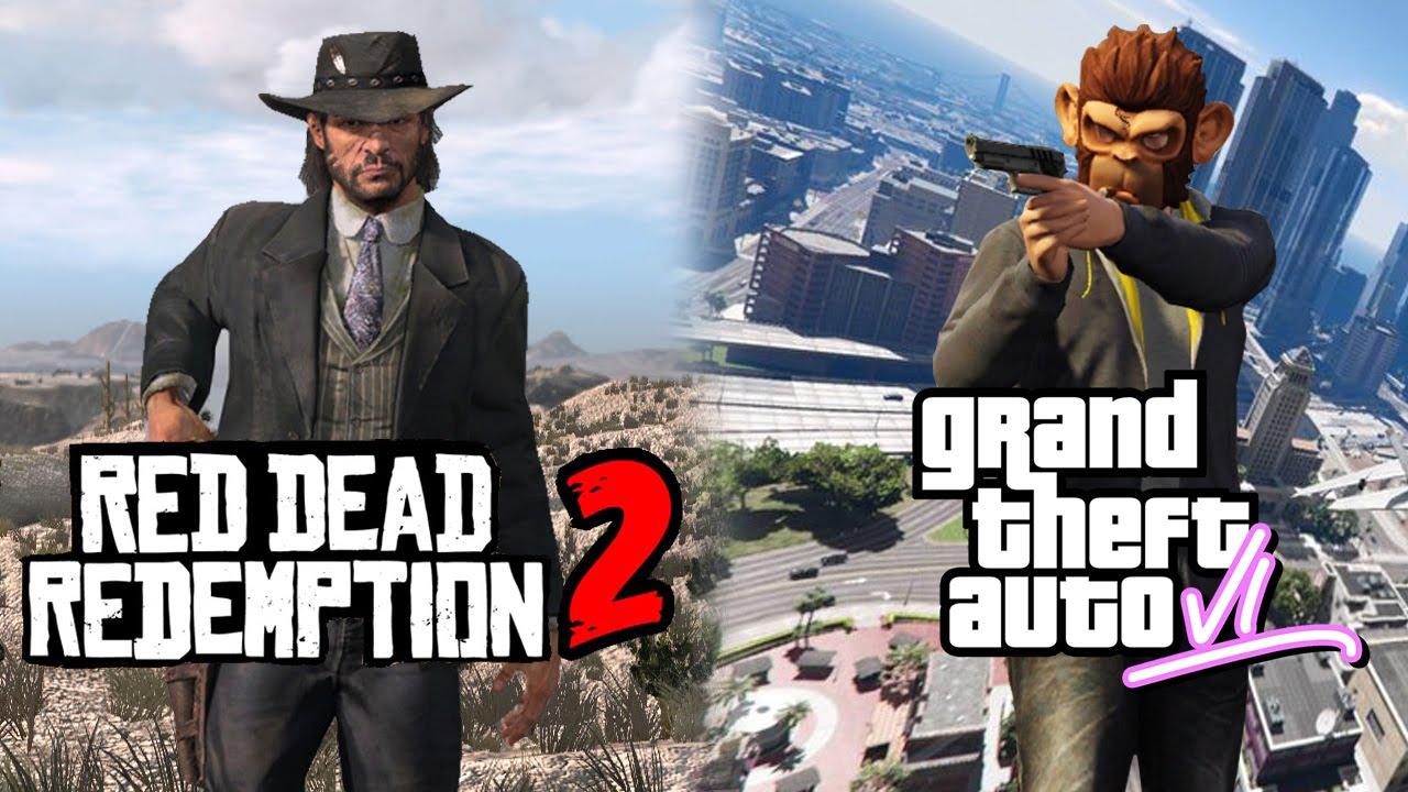 GTA 6 arriverà dopo Red Dead Redemption 2 1