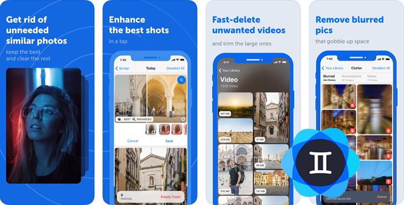 Quali sono le migliori applicazioni per cancellare tutte le tue foto duplicate su Android e iPhone? Elenco 2019 7