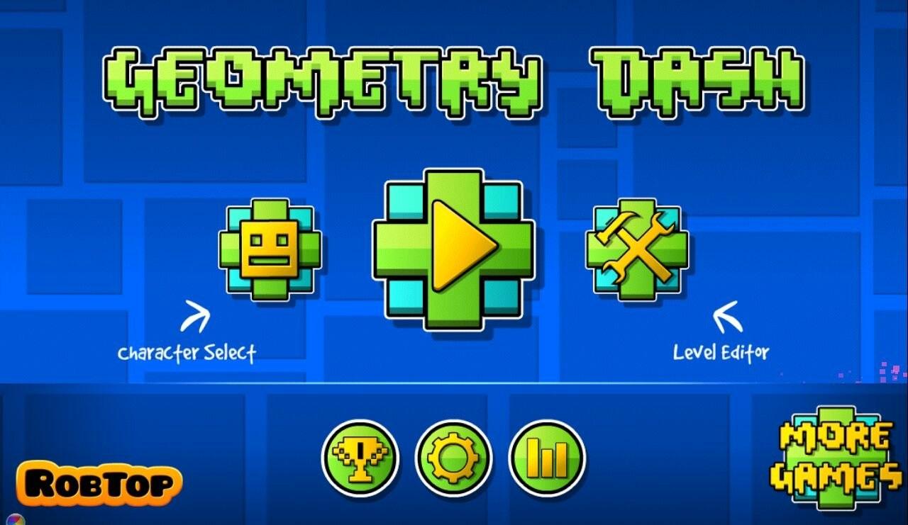 Geometry Dash vs Geometry Wars 3 per Android 1