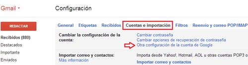 Come eliminare un account e-mail Gmail passo dopo passo 9