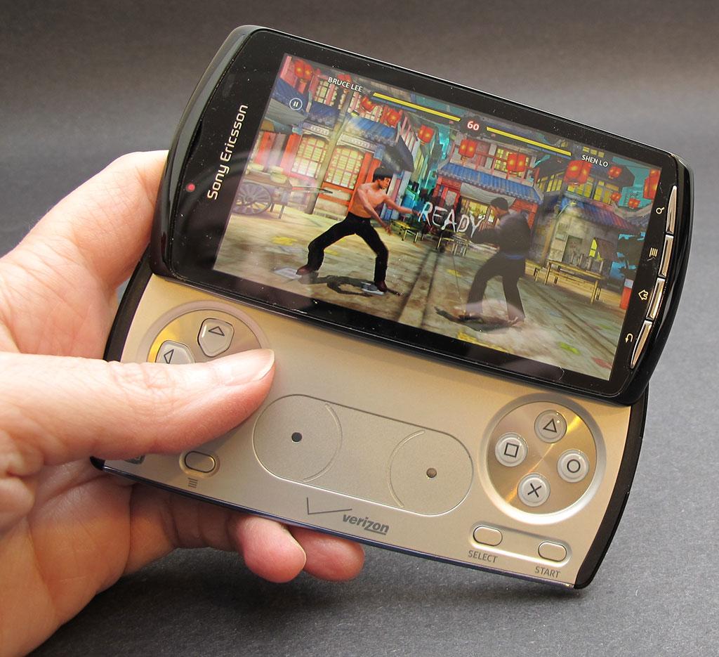 Scarica God Of War per Sony Xperia Play 1