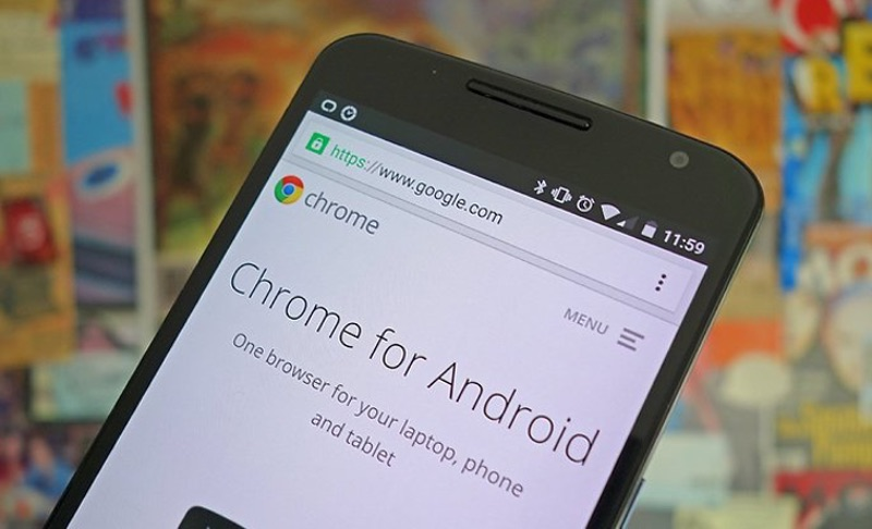 Come disinstallare Google Chrome da Android 2