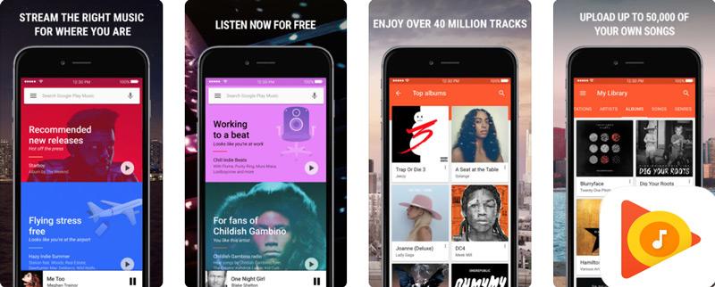 Quali sono le migliori applicazioni alternative a Spotify per ascoltare musica gratis? Elenco 2019 2