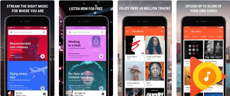 Quali sono le migliori applicazioni per scaricare musica MP3 gratuita per iPhone e iPad? Elenco 2019 9