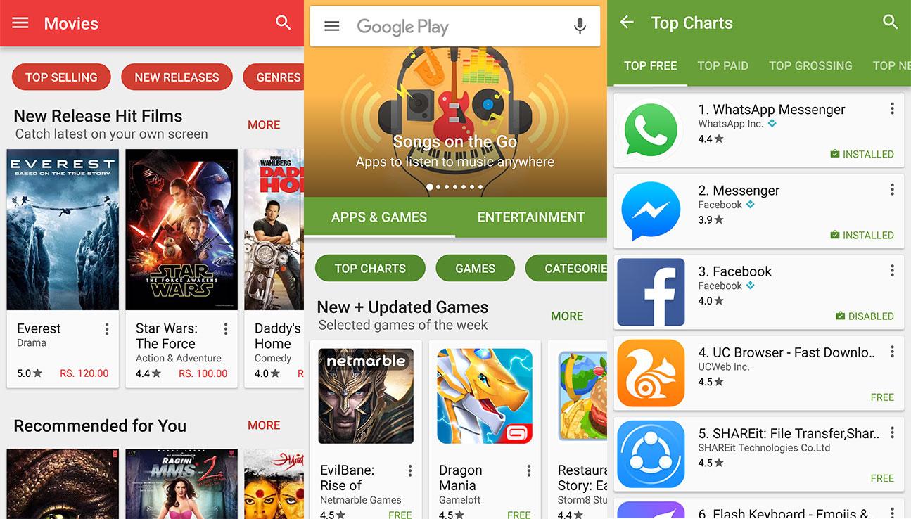 Scarica l'APK 6.4.20 di Google Play Store per Android 2