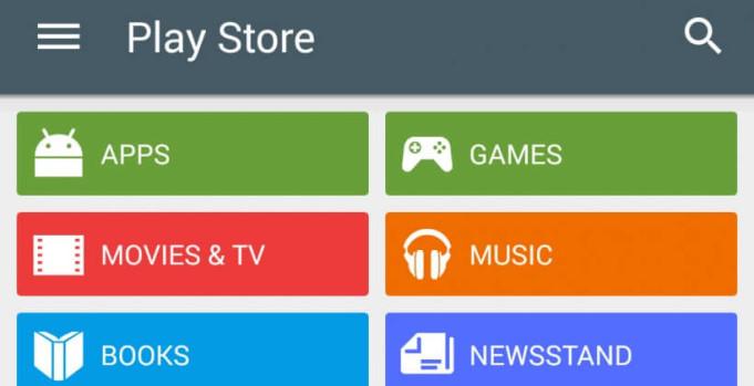 Come scaricare e installare Google Play Store V.6.1.14 1