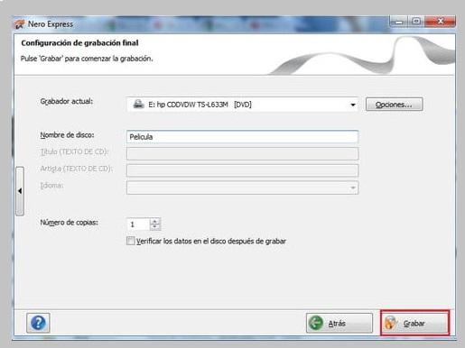 Come masterizzare un DVD con film o video su Windows o Mac? Guida passo passo 7