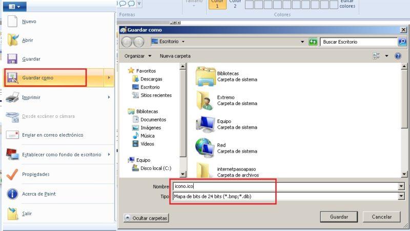 Come creare icone per personalizzare le cartelle in Windows 10 e 7? Guida passo passo 4