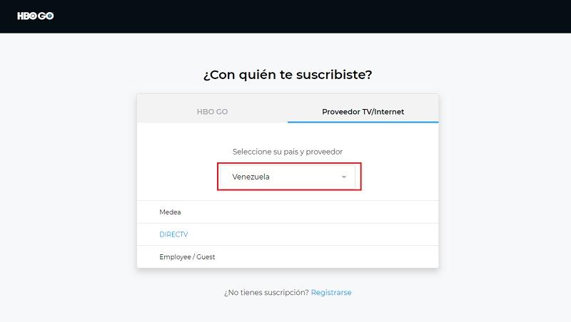 Come guardare HBO Spagna e America Latina online e gratuitamente da qualsiasi dispositivo? Guida passo passo 5