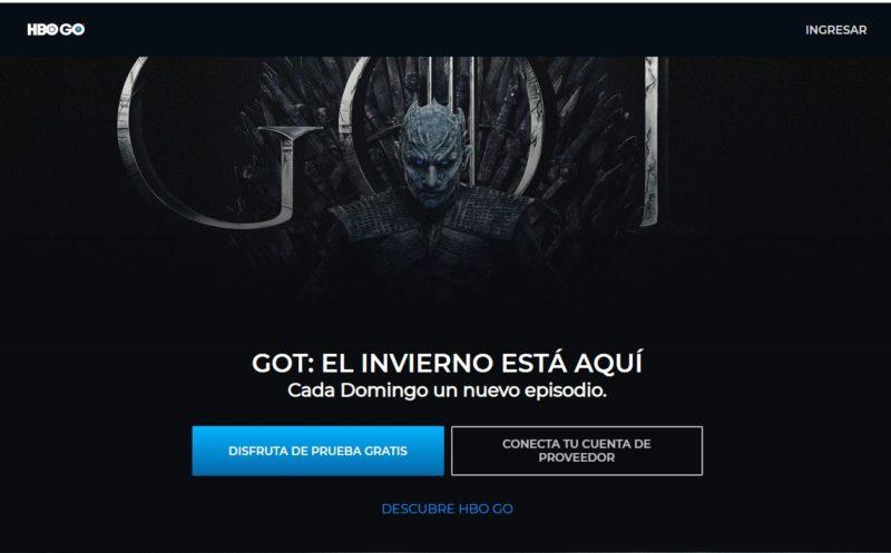 Come guardare HBO Spagna e America Latina online e gratuitamente da qualsiasi dispositivo? Guida passo passo 1