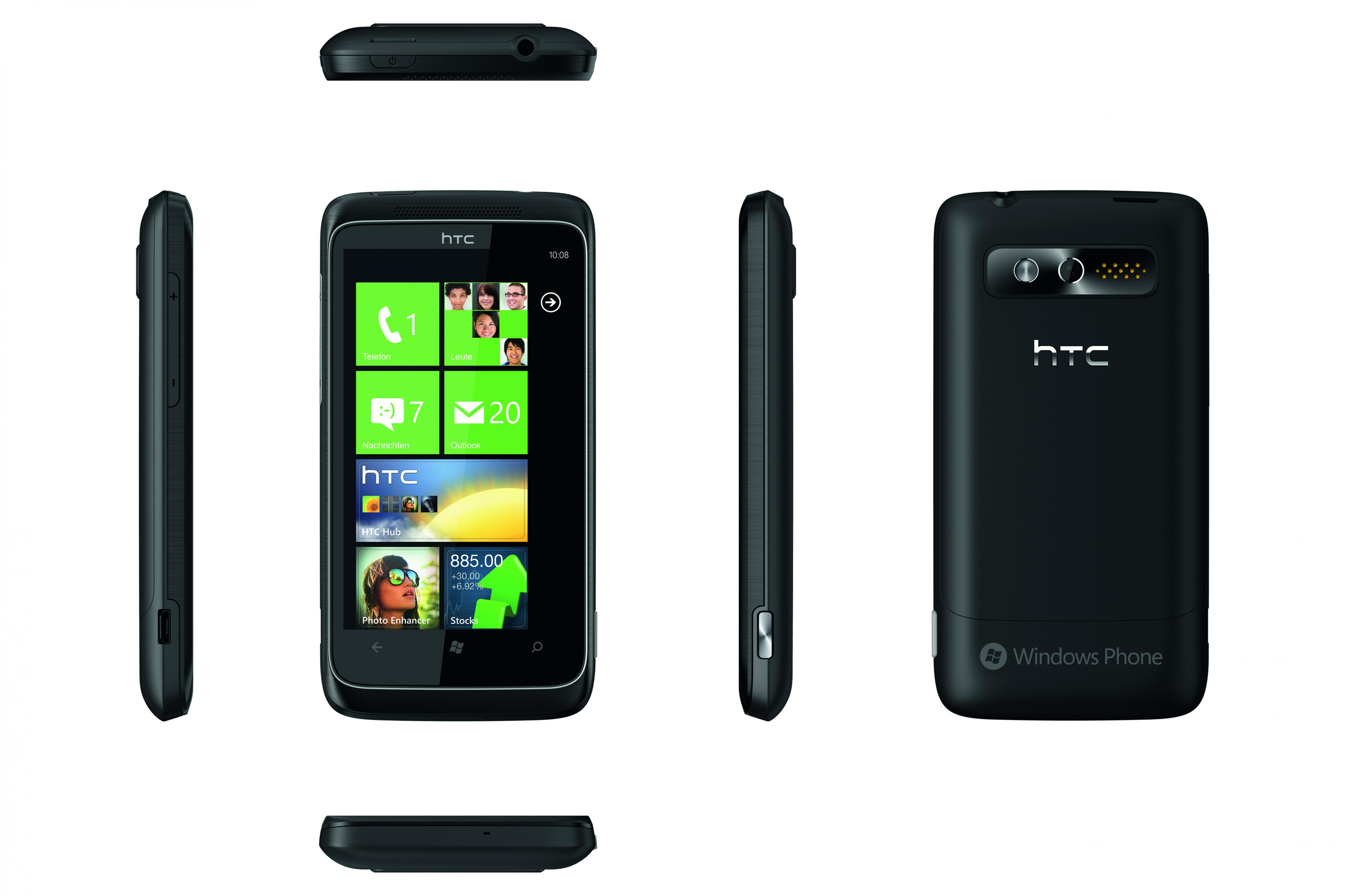 Scarica WhatsApp gratuitamente per HTC 7 Mozart, HTC 7 Pro, HTC 7 Surround, HTC 7 Trophy 4