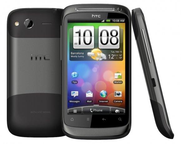 Scarica WhatsApp gratuitamente per HTC Desire S 1