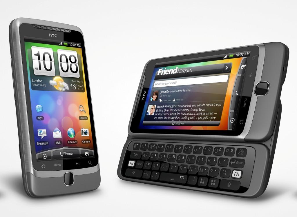 Scarica WhatsApp gratuitamente per HTC Desire Z 1