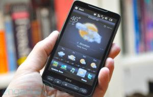 Scarica WhatsApp gratuitamente per HTC HD2 9
