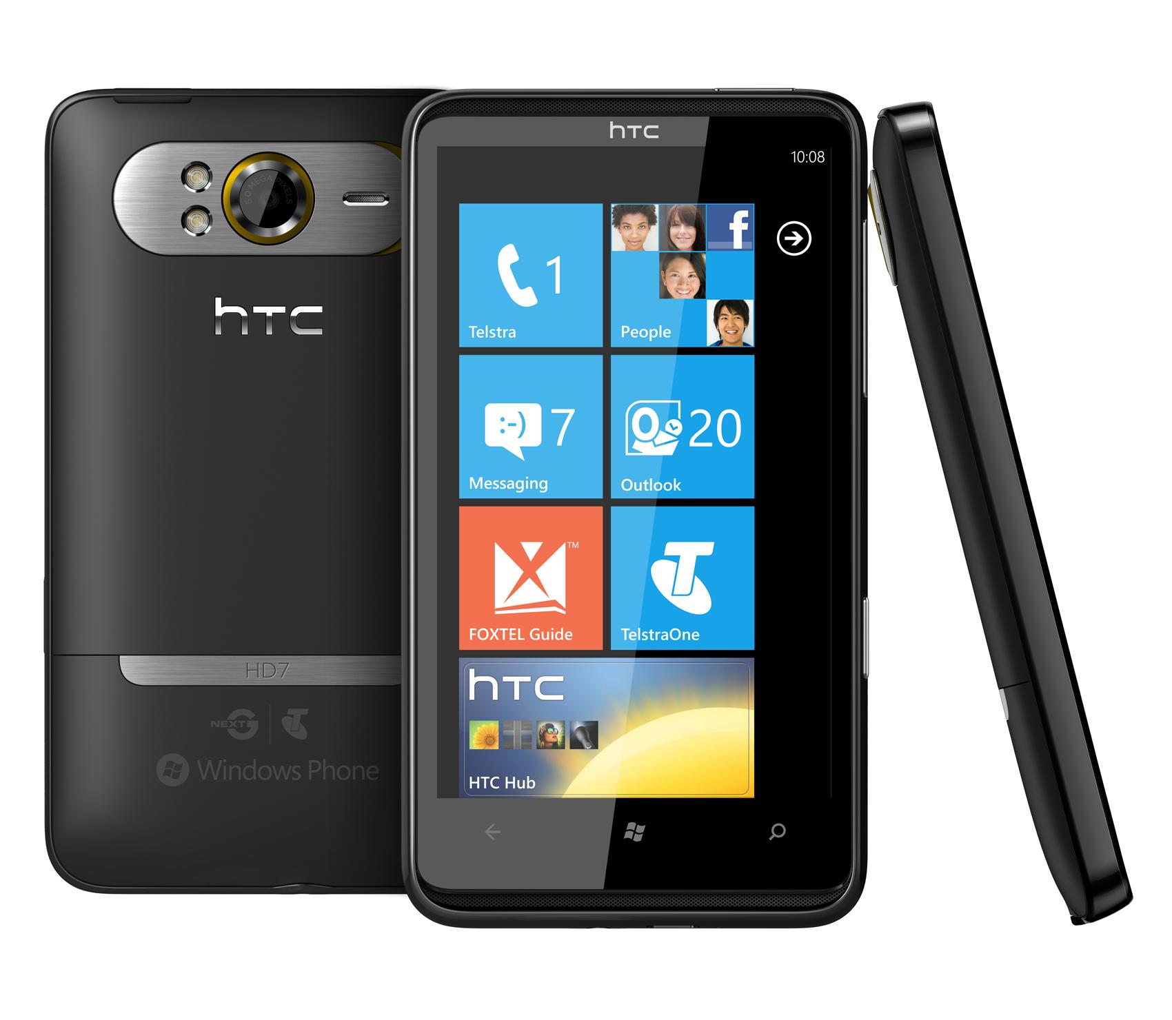 Scarica WhatsApp gratuitamente per HTC Gratia, HD Mini, HD7 S, HERO, incredibile 3