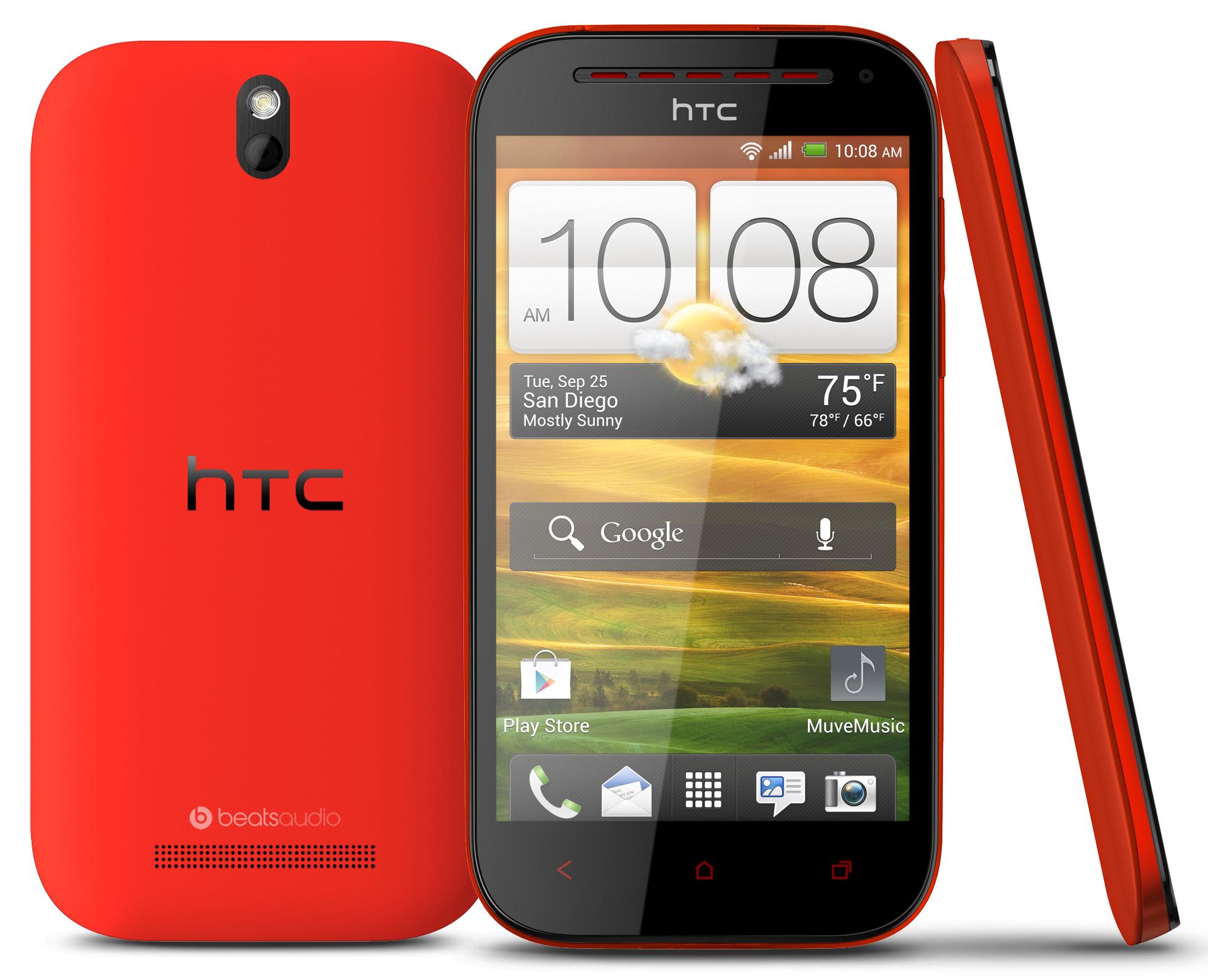 Scarica WhatsApp gratuitamente per HTC Incredible S, Max 4G, One Mini, ONE SV, ONE V 4