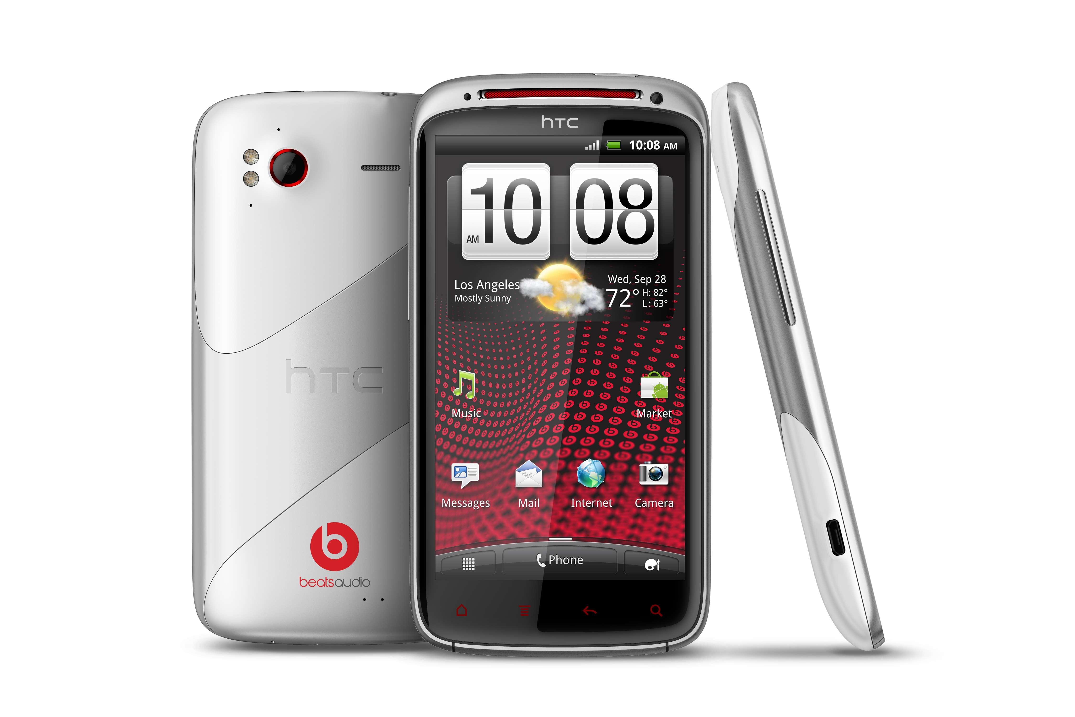 Scarica WhatsApp gratuitamente per HTC S740, SALSA, SENSATION XE, SENSATION XL 3